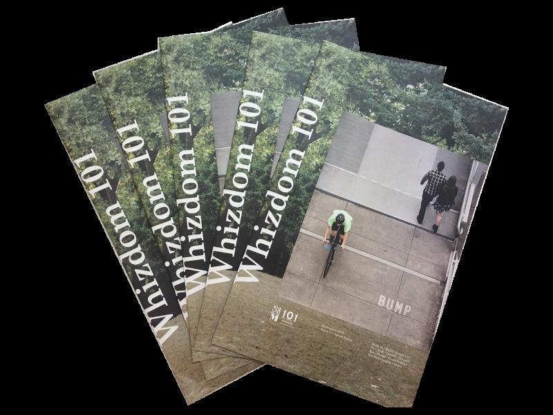 Free Magazine Whizdom 101