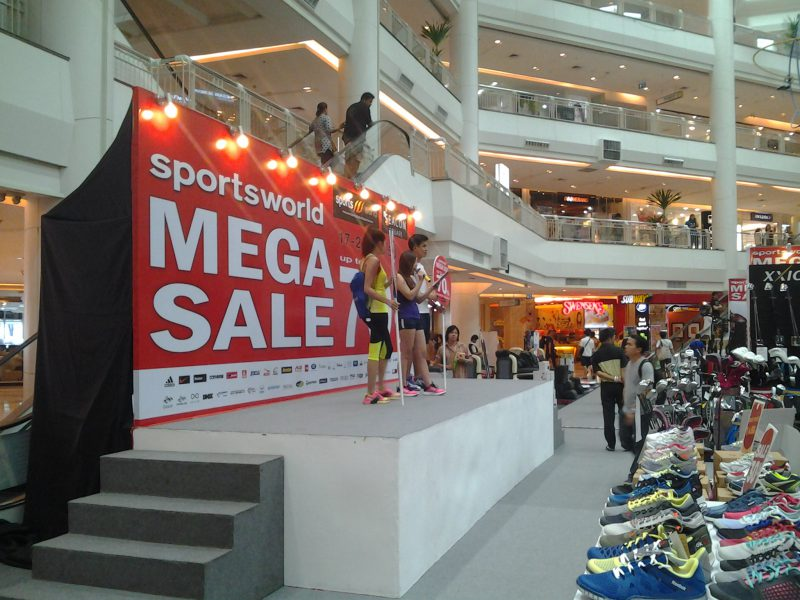 SportWorld @Seacon Square