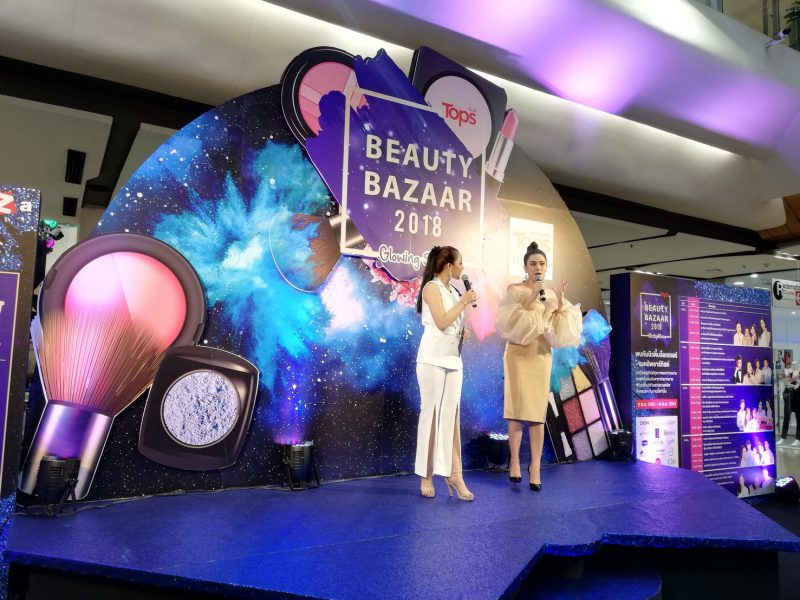 Tops Beauty Bazaar 2018