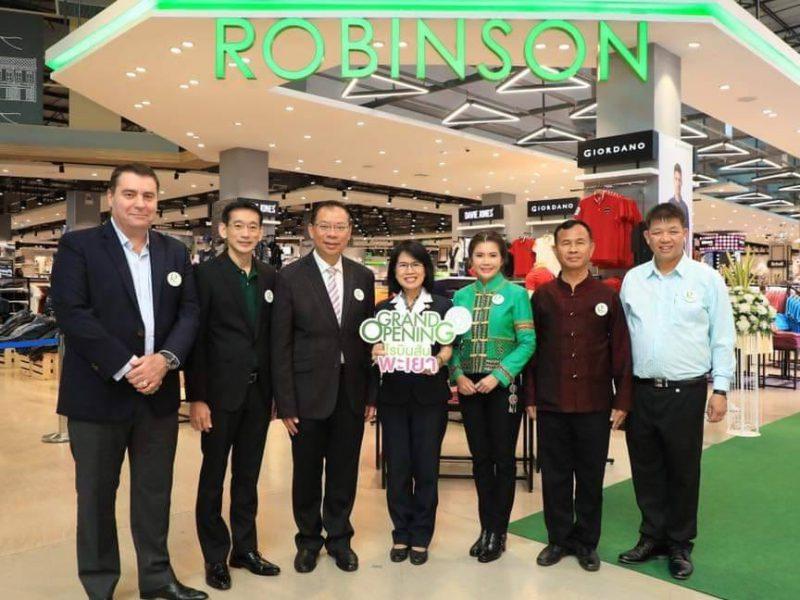 Grand Opening Robinson Phayao
