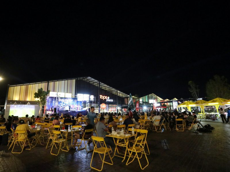 Tops plaza พิจิตร – countdown 2019