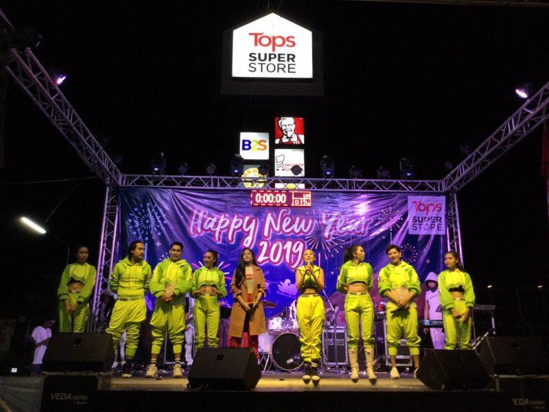 Tops plaza หนองหานอุดร – countdown 2019
